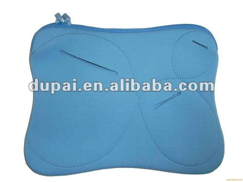 Cute custom neoprene laptop sleeve