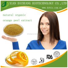 Factory supply Dried Bitter Orange Peel Extract Powder
