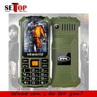 Newest Individual Intelligent OTG Cheap Mobile Phone Dual SIM vkworld Stone V3s Unlocked 2G Cell Phone Long Time Standby Rugged