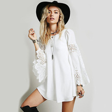C70860A blouses for women white tops fashion cutting design chiffon blouse