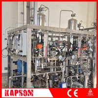 High quality BV hydrogen generator plant and new technology