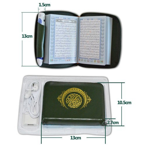 2014 Best selling touch screen mobile quran java for indonesia