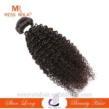 Factory Price Grade 8A Peruvian virgin remy human hair Afro Kinky Curly Hair