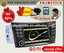 car dvd radio Wholesalers for Mercedes-benz E CLASS E220