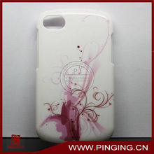 water print cover for Blackberry Q10 phone cases