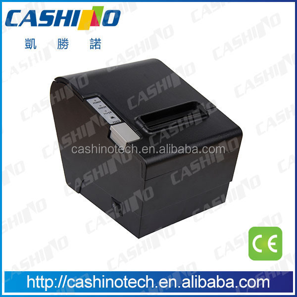 High quality 250mm/s auto cutter pos 80 printer thermal driver Free