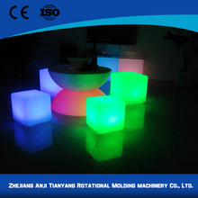2016 New Rechargable rgb factory direct sale inflatable outdoor chair