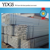 best price stainless steel welded rectangular tube/ Hollow Section/Rectangular Pipe