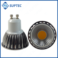 FREE SAMPLE 5W Dimmable COB LED Spotlight GU5.3 GU10 MR16 12V 120V 230V Price List, LED Spot light