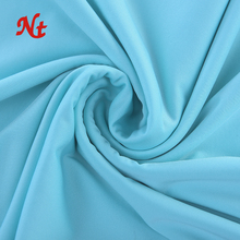 80%nylon20%lycra spandex high stretch strong moisture wicking breathable soft cotton texture hand feels fabric Yogawear Lingerie