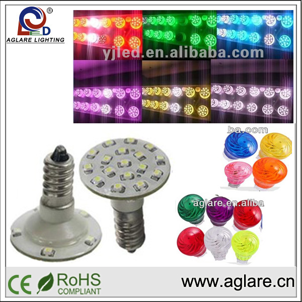 Hot sale led amusement cabochon funfair amusement rides lights
