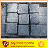Wholesale cobble stone grey granite outdoor cobble stone tile