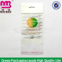 Clear Resealable Opp Polythene Bag Plastic Bag