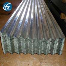 Galvanized Steel Corrugated Metal Sheet Roof Panel / Roofing Materials