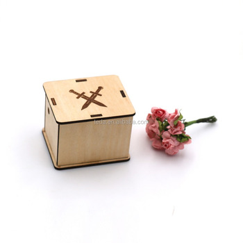 SLTY-030 Hand-painted Wooden Crank Music Box