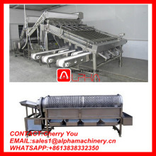 Shrimp cleaning machine /fish sorting machine/shrimp grader