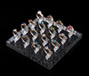 Hot Sale Modern Acrylic Ring Holder Jewelry Display Stand