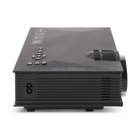 TV projector 3d HD mini LED LCD UC20 1080P projector for sale