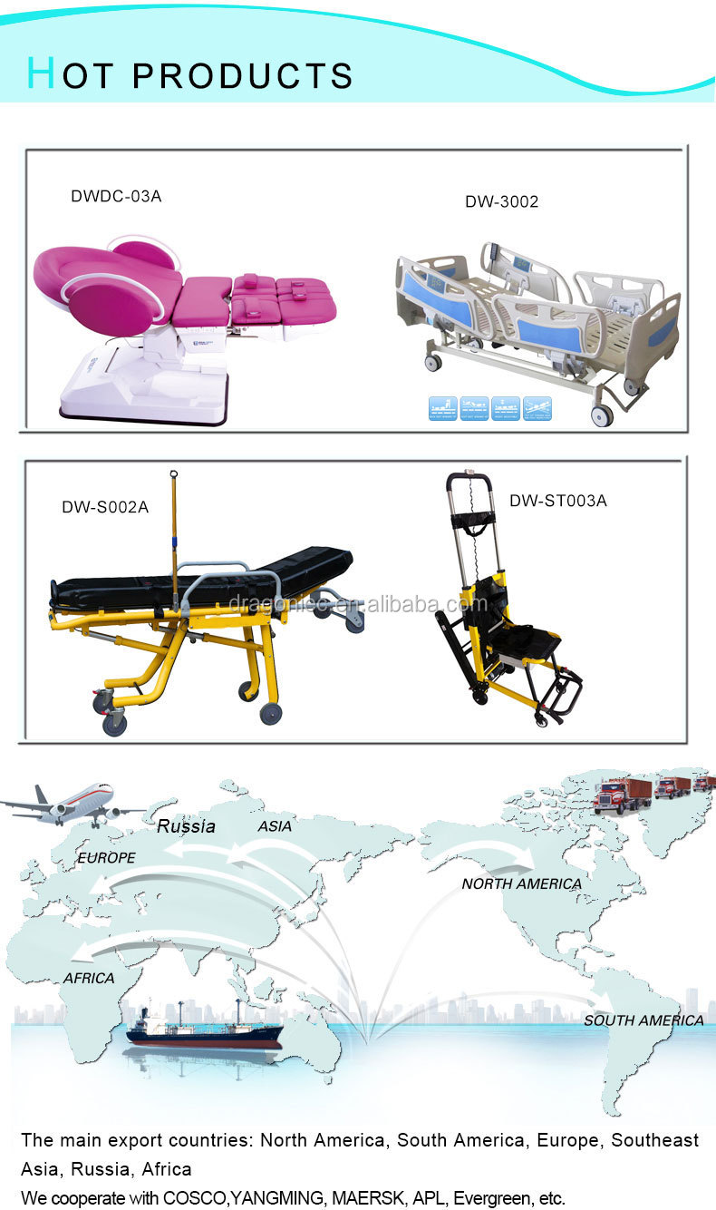 DW-FA001 Cheap Medical Head Immobilizers for Hospital
