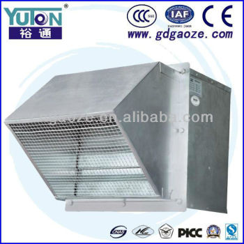 Low Noise Batten Wall Mounted Axail Fan(WBXD Series)