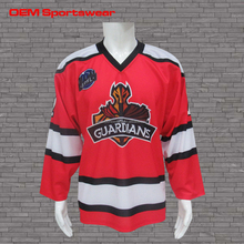 League womens girls custom design sublimated ice hockey jersey