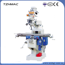 Specification of vertical universal milling machine low cost in china X6325T with taiwan head