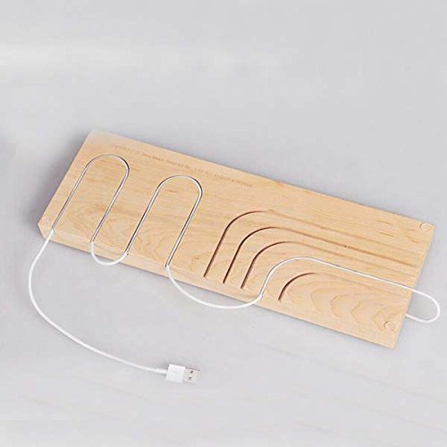 Gadgets Desktop Organiser Cable Tidy With A Drawer Holes ...