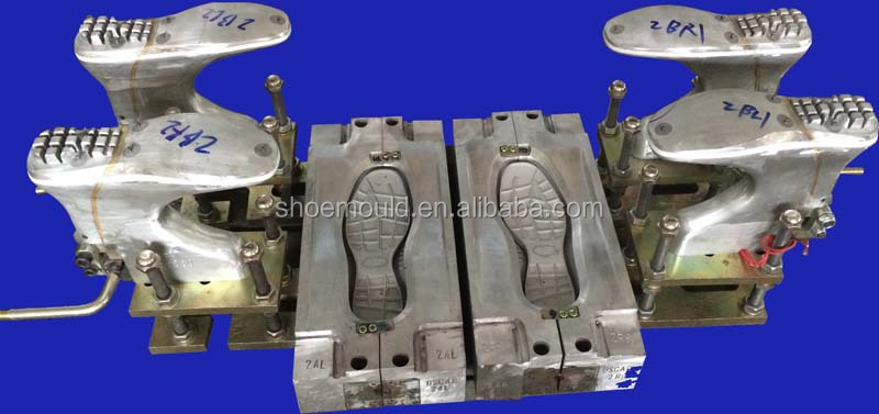 Cheap PVC Injection School Shoe Mould Fitted for Chengfeng PVC Shoe Injection Machine Used for making Canvas shoes Men