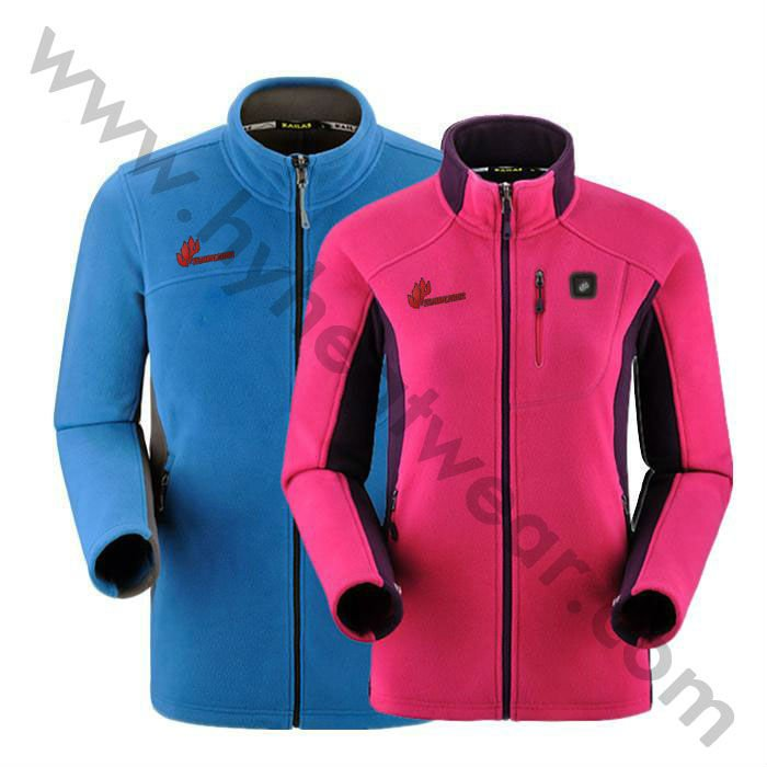 2016 New Fashion OEM Ladies' Waterproof Battery Heated Outdoor Apparel, Heated Outdoor Apparel