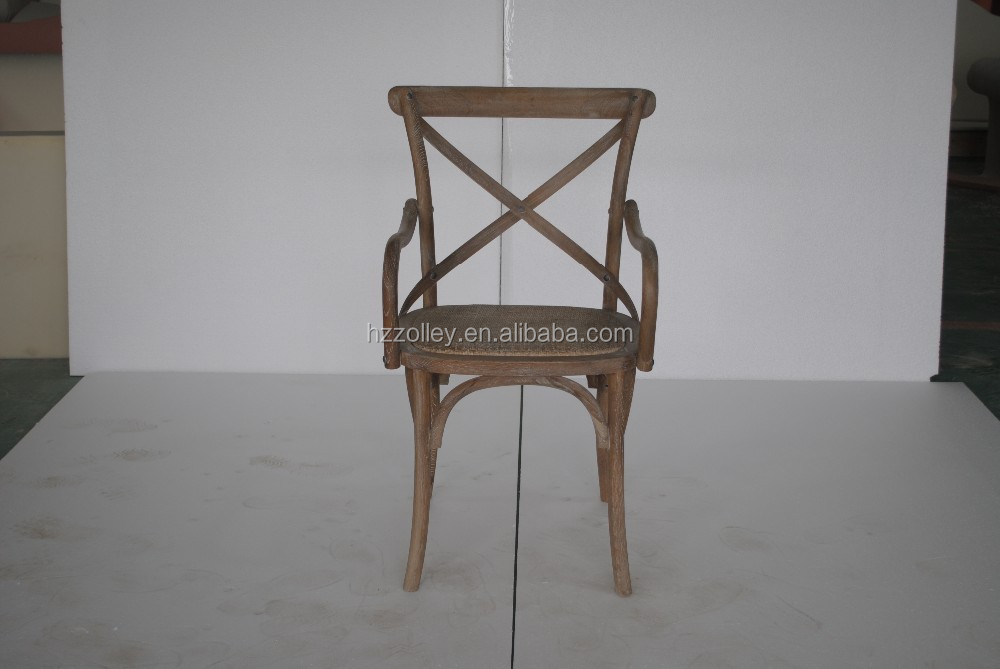 Wood cross designs chairs rustic oak wood cross back chairs with arms