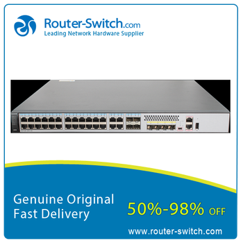 Huawei Quidway S5700 Series Switch 28 port Gigabit Ethernet 4 port SFP+ Layer 3 Network Switch S5720-36C-EI-AC
