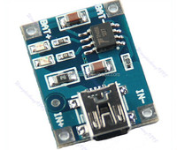 Universal 5V Mini USB 1A Lithium Battery Charging Board Charger Module