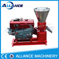 Factory Direct Diesel Flat Die Pellet Press