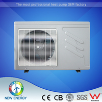 Home appliance customerized air source used heat pumps for sale hot water