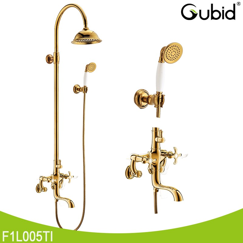 Buy Gold Shower Head from Trusted Gold Shower Head Manufacturers ...