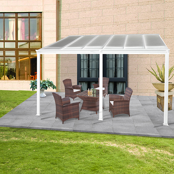 China Car Parking Awnings,modern Awnings For Terraces,2017 New Clear Plastic  Patio Cover