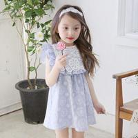 Cheap China Wholesale Kids Clothing Baby Dress Designs Fashion Design Small Girls Dress