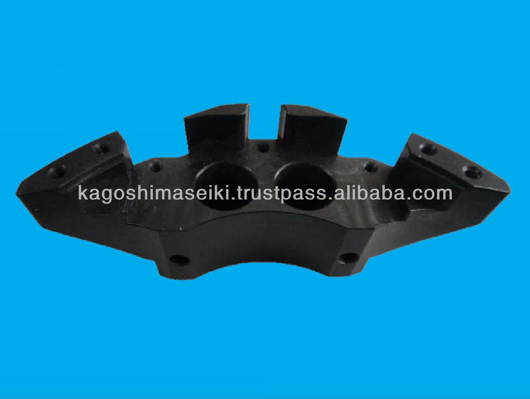 machining parts for industrial equipments