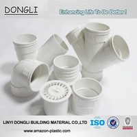 upvc Pipe Fitting PVC Pipe and Fittings PVC PIPE Fitting made in China