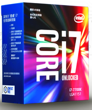 FOR INTEL PROCESSOR I7-7700K CPU LGA1151 4.2GHz DESKTOP CPU