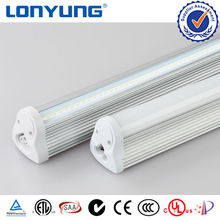 2014 hot ETL TUV SAA lighting fixture 220v t8 integrated led tube lamp 1.8m 2.4m