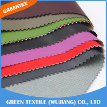 OJ26 Hot sale soft breathable imitation leatherette fabric rolls for garment