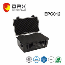IP67 Waterproof plastic external hard instrument carrying cases