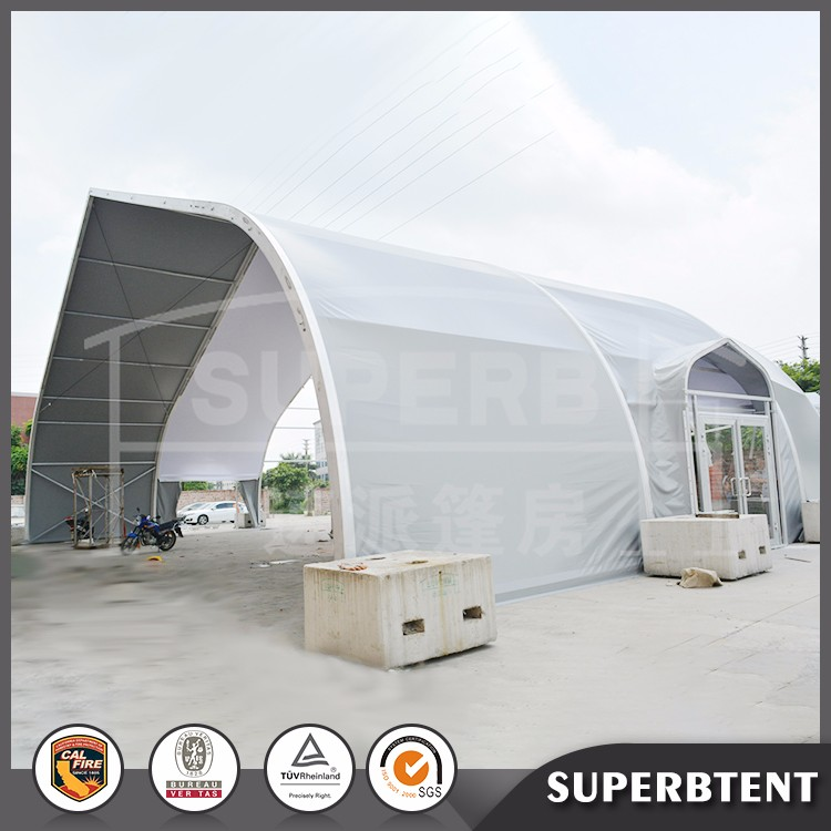 luxury wedding tents innovative systems curved pipe and drapes
