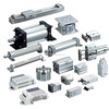 High Performance Pneumatic Cylinder Amp Accessories