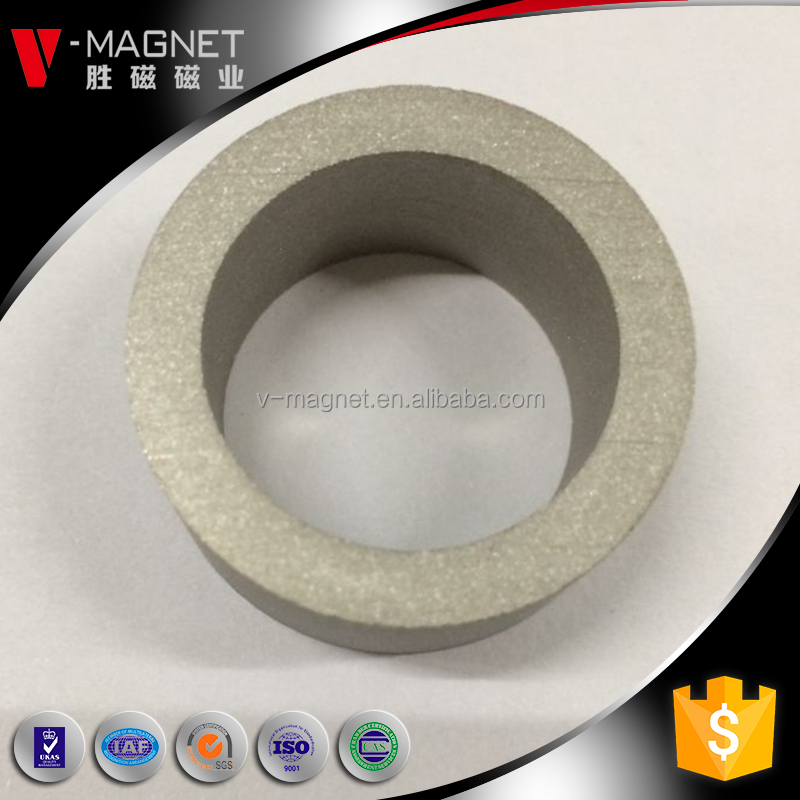 Adaptability excellent smco magnet semi-circle magnet for sale