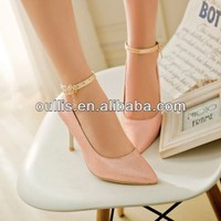Mega March Sourcing small heel shoes ladies 2017 wholesale colorful party dress shoes small size CP6499