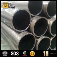 cylinder honed pipe steel,a53 grade b material carbon steel tube,schedule 40 pipe price