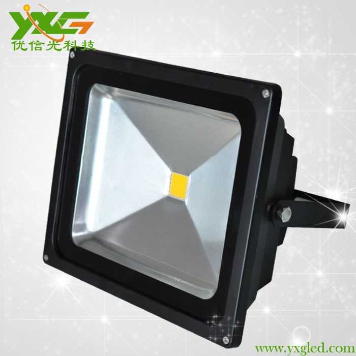CE RoHs portable led flood light 50W