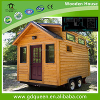 tiny low cost heated prefabricated residential wood houses with floor plan